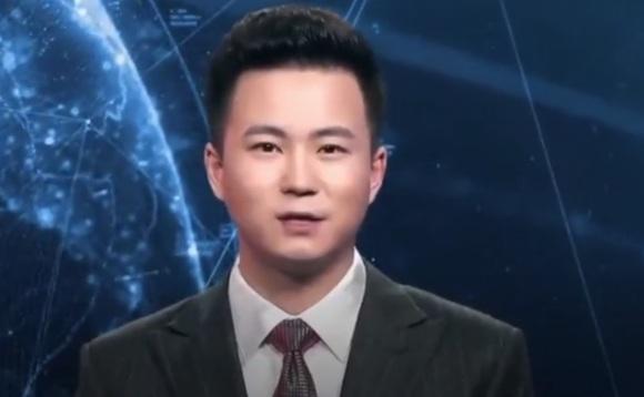Xinhua crea un presentador d'informatius virtual