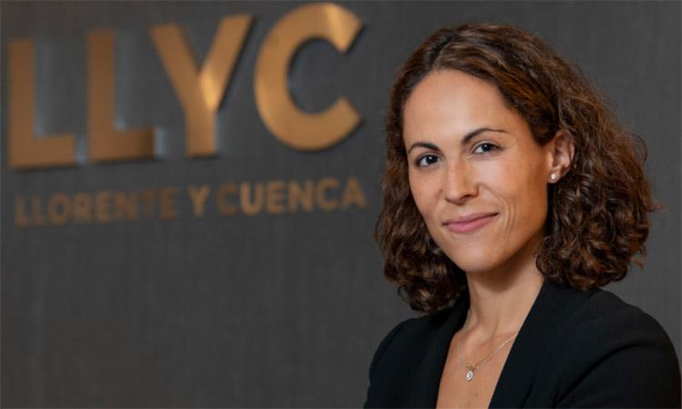 Isis Boet, nova directora de l'àrea digital de LLYC a Barcelona