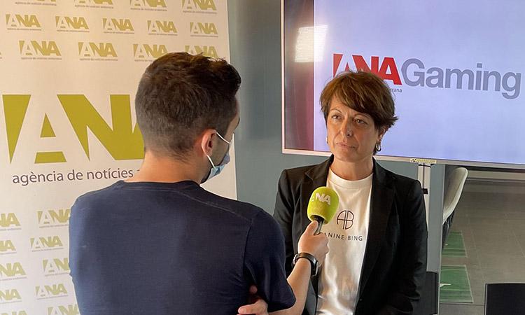 """Anna Vives: """"Andorra ha consolidat una agència de notícies amb perfil propi"""""""