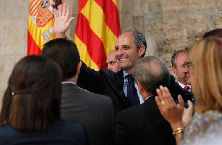 El Govern de Camps va injectar més de 600.000 euros a Intereconomía en sis anys