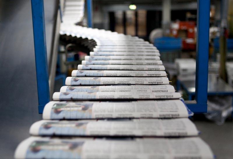 Itàlia impulsa els ajuts a la premsa