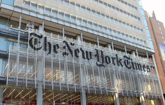 The New York Times tanca l'edició en espanyol
