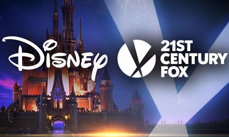 Disney compra 21st Century Fox per 62.800 milions