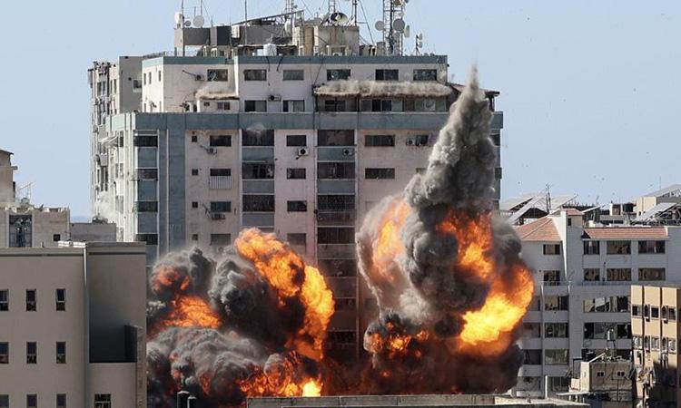 """RSF demana a la Cort Penal que determini si els atacs d'Israel a mitjans són """"crims de guerra"""""""