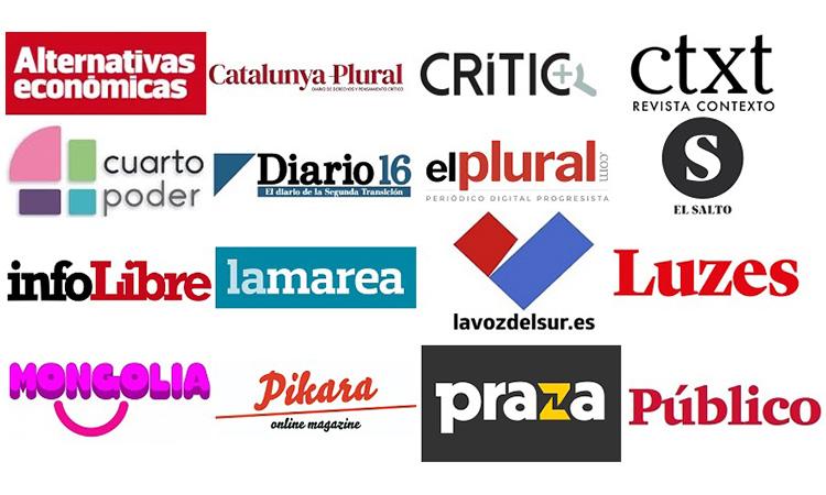 16 mitjans independents demanen que els ajuts no contribueixin a la concentració en el sector de la comunicació