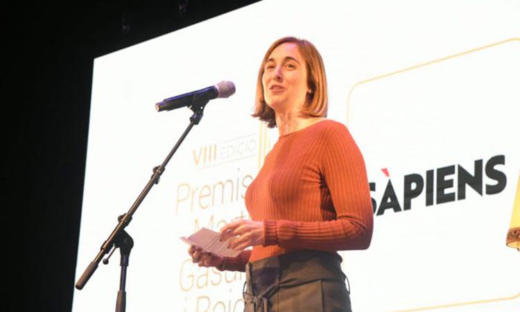 Sàpiens guanya el 8è Premi Martí Gasull