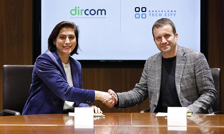 Dircom Catalunya i BCN Tech City impulsen la comunicació corporativa en l'àmbit tecnològic