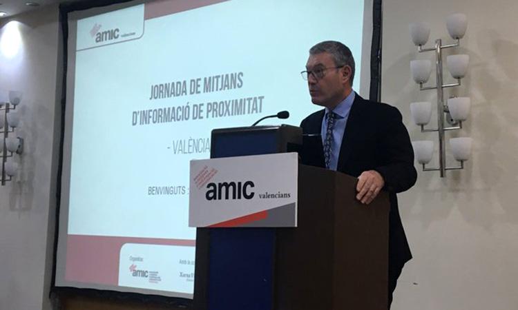 L'AMIC presenta la secció valenciana