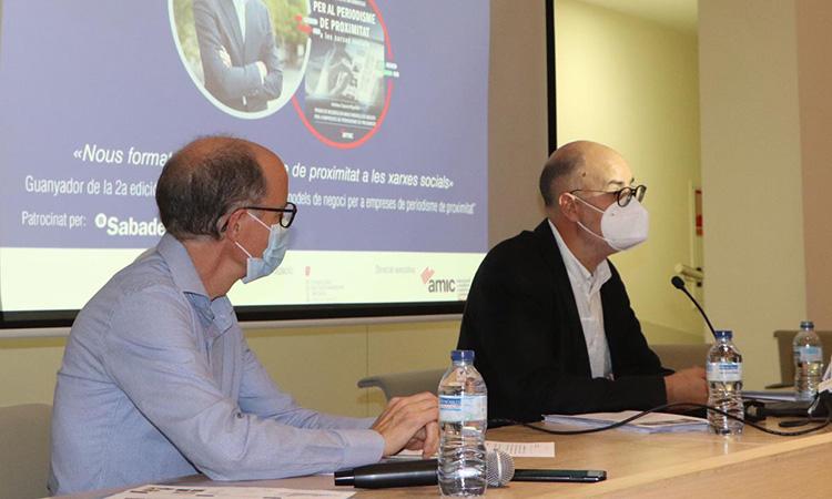 Ritort insta els mitjans de proximitat balears a fer ús del català a les xarxes socials