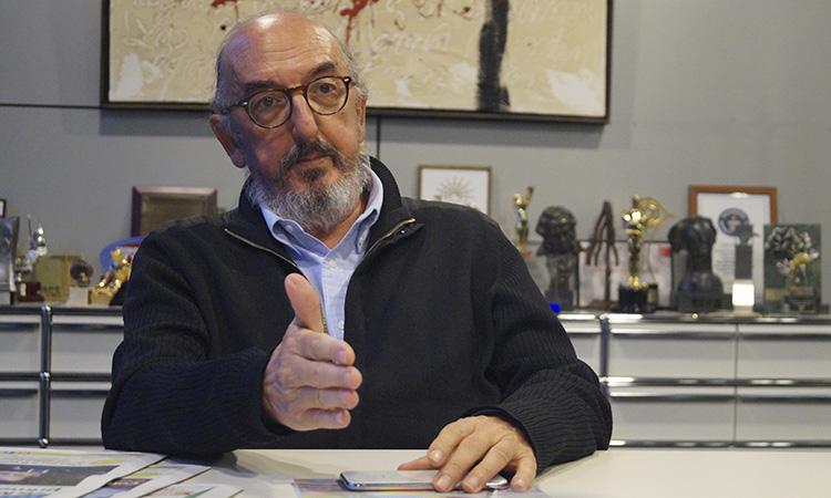 """Jaume Roures: """"El periodisme a Espanya ha desaparegut"""""""