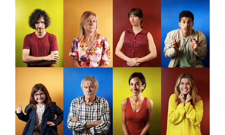 Les TV de la XAL estrenen  'Èm çò qu'èm', la primera sèrie en aranès