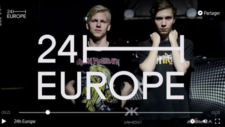 El 33 se suma al projecte '24h Europe - The next generation'