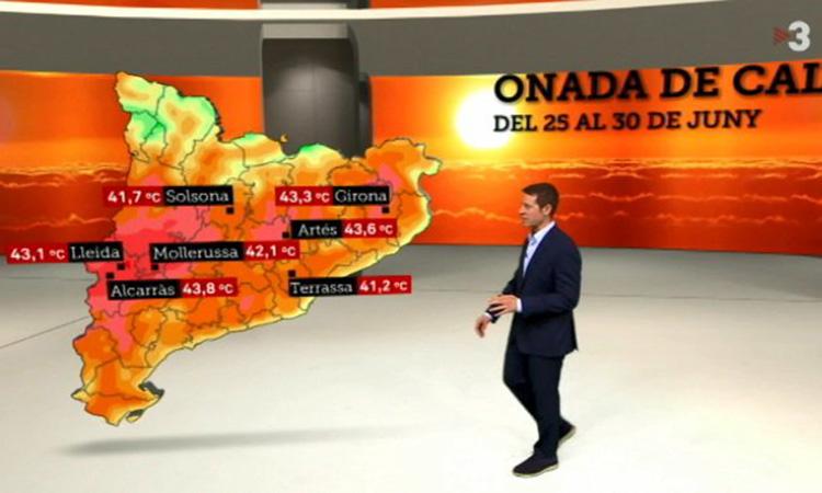 Reconeixement internacional per a 'El temps' de TV3