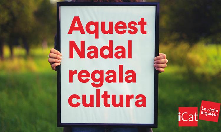 iCat fa campanya per incentivar el consum cultural