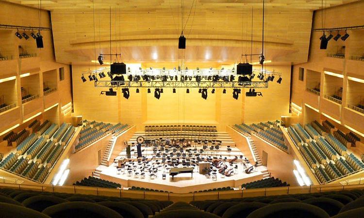 L'Auditori licita l'enregistrament de concerts i assaigs per a la seva plataforma digital