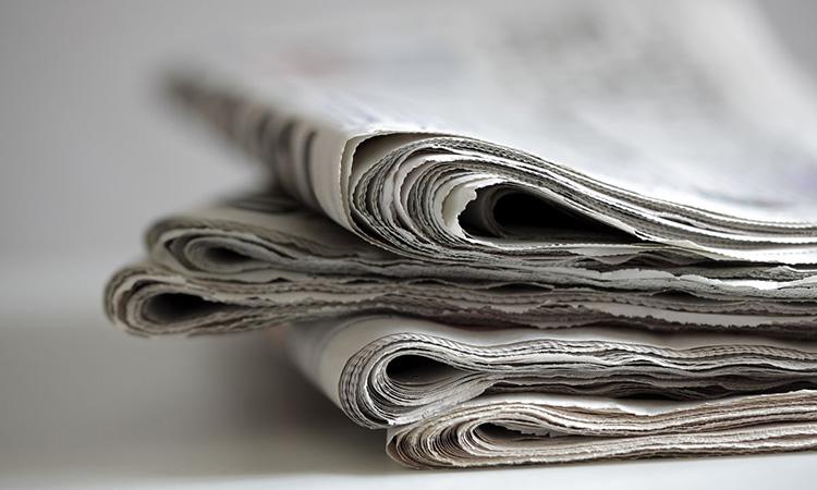 La difusió dels diaris impresos es va desplomar un 18,45% el 2020
