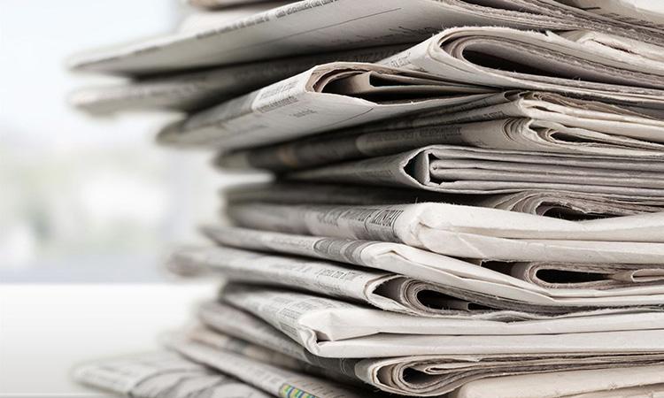 La difusió dels diaris impresos es va reduir un 9,29% el 2019