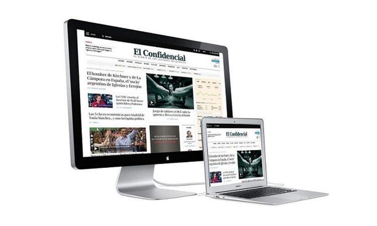 El Confidencial assoleix un benefici rècord de 4,3 milions