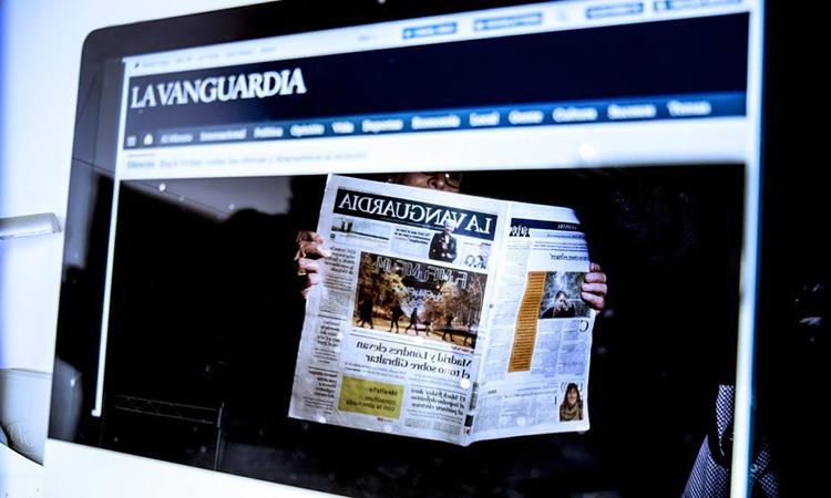 LaVanguardia.com és líder a Comscore per tercer mes consecutiu