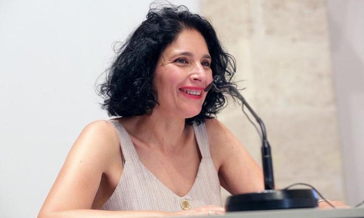 """Irene Marsilla: """"El col·lectiu Dones Objectives vol mostrar la contribució de la dona en la societat"""""""
