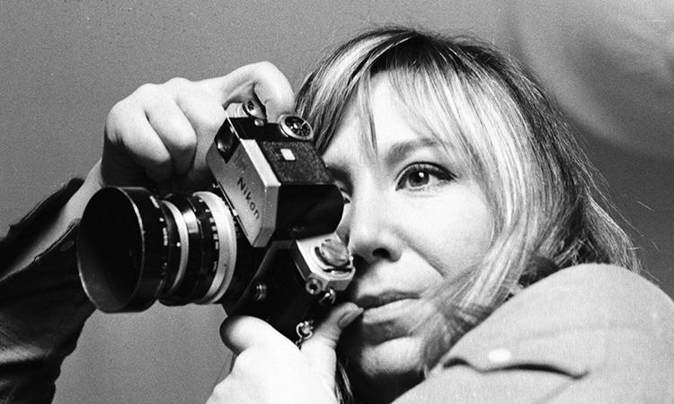 L'InCom-UAB homenatja la fotoperiodista Joana Biarnés