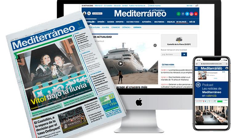 Mediterráneo estrena subscripció digital