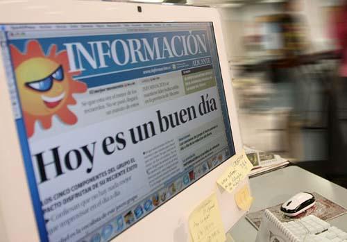 Información prepara un ERO per a 22 treballadors