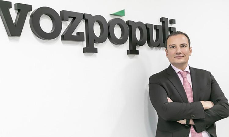 Álvaro Nieto deixa la direcció de Vozpópuli després de quatre mesos