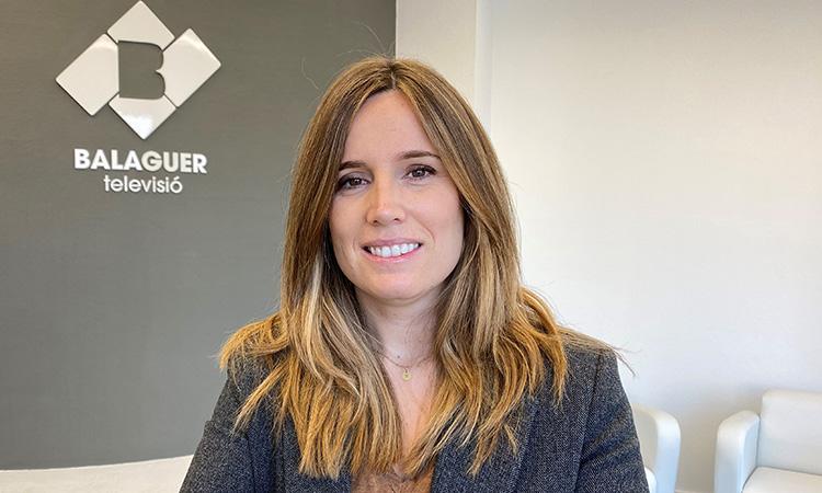 """Carla Vilaseca: """"Balaguer TV va ser la primera televisió local per internet de les terres de Ponent"""""""
