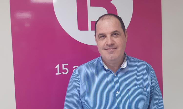 """Carles Marquès: """"IB3 Televisió té una mirada centralista, hi ha vida més enllà de Mallorca"""""""