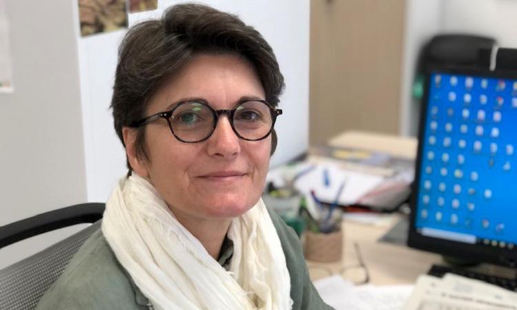 """Céline Llambrich: """"A Perpinyà ningú entén com TV3 no hi té una delegació permanent"""""""