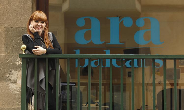 Maria Eugènia Quetglas, nova directora de l'Ara Balears