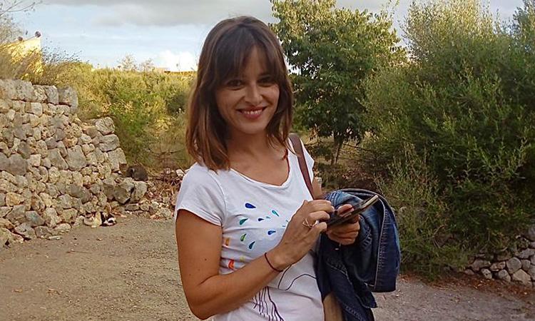 Dalton Audiovisual 'veta' Marta Bergas com a periodista d'IB3 en un col·loqui