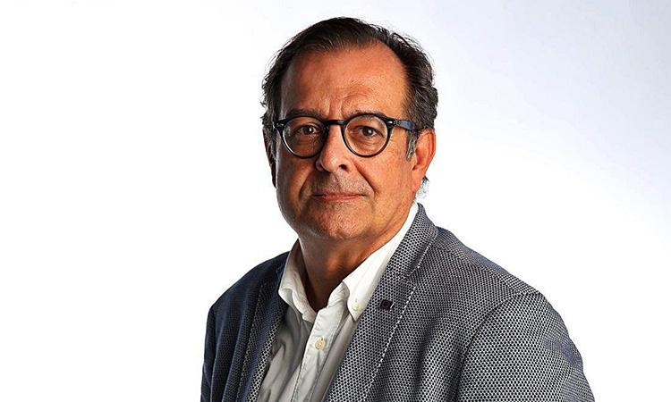 """Albert Sáez: """"Un diari ja no és una rotativa sinó una comunitat de persones que tenen interessos compartits"""""""