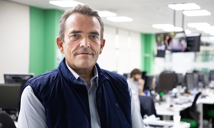 Alberto Pérez Giménez, nou adjunt al director de Vozpópuli