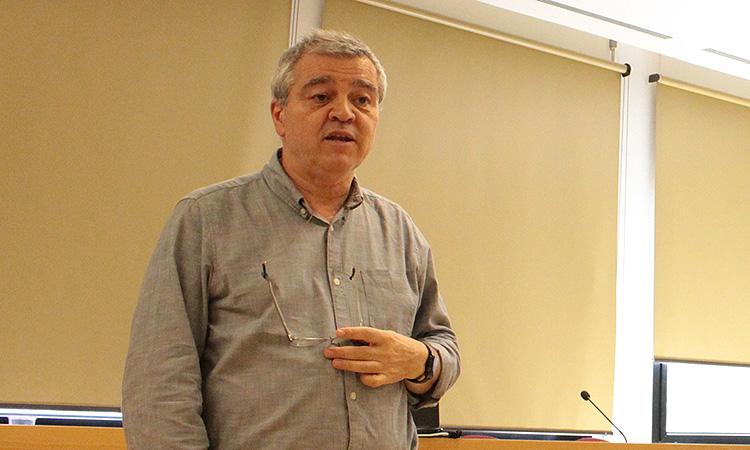 """Antoni Esteve: """"La TV encara subsisteix, mantenint marges a canvi de reduir-los als proveïdors, però això té un límit"""""""