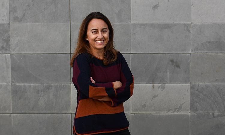 """Araceli Bosch: """"'El replà' d'IB3 vol ser un programa on la ràdio es pugui veure"""""""