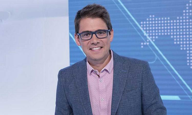 Arseni Cañada assumeix els esports al 'Telediario 2'