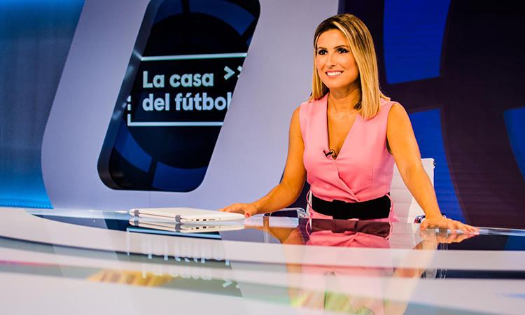 """Danae Boronat: """"Soc més periodista que presentadora"""""""