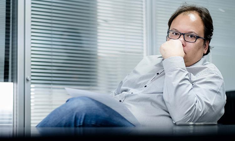 """Ferran Casas: """"Els mitjans digitals no són els responsables de la precarietat laboral"""""""