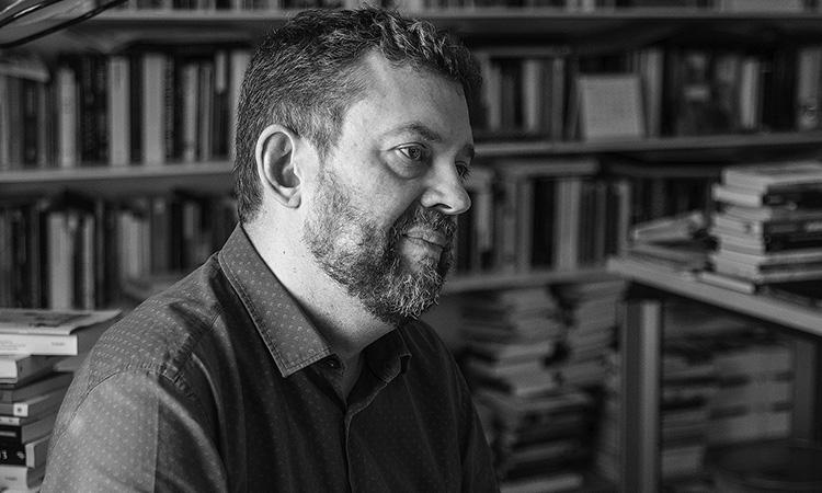 """Francesc-Marc Álvaro: """"El món periodístic s'ha fet un autogol quan ofereix els continguts com l'aire que respirem"""""""