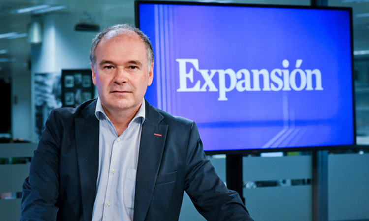 Iñaki Garay, nou director adjunt d'Expansión