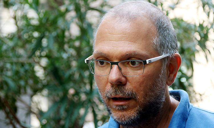 Joan M. Morros defensa que l'ERTO al Col·legi de Periodistes n'evita el tancament