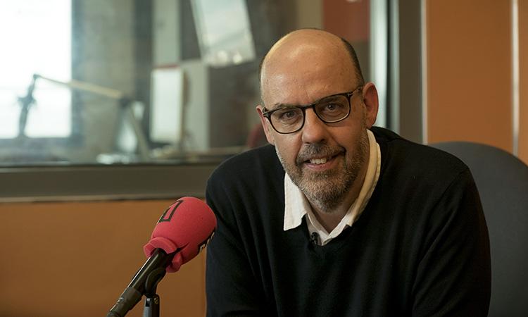 """Jordi Basté: """"La ràdio és un antidepressiu"""""""