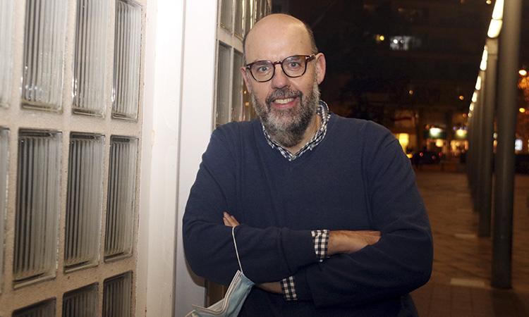 """Jordi Basté: """"El periodisme està en una fase en què necessitaríem parar, comptar fins a deu i reinventar-nos"""""""