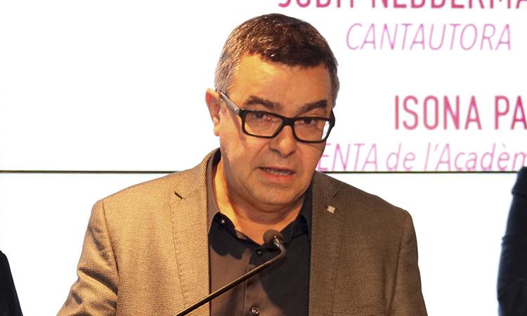 Jordi del Río, nou director general de Mitjans de Comunicació