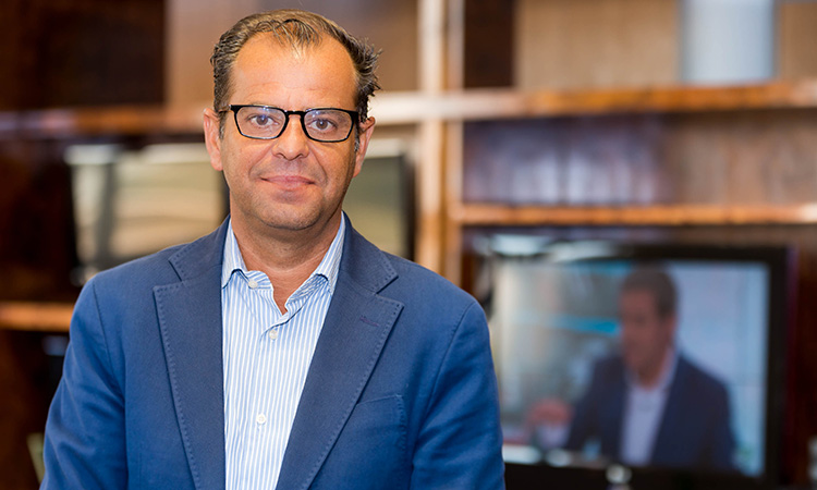 Juande Mellado, nou president de la FORTA