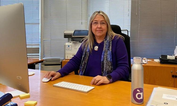 Mar Iglesias assumeix en funcions la presidència de la CVMC