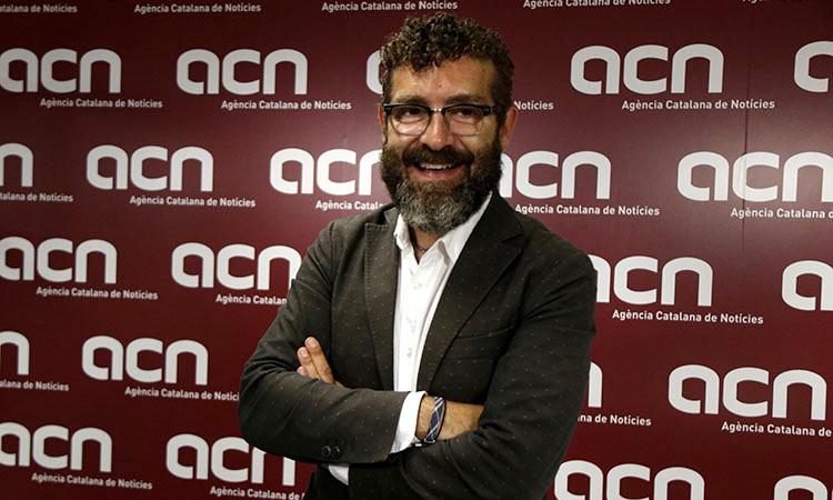 """Marc Colomer: """"L'ACN és el mirall en el qual es veu reflectit tot l'escenari editorial català"""""""
