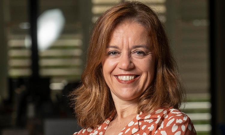 """Maria Ferrer: """"'Al Dia' d'IB3 Ràdio és un caramel per tornar a viure el periodisme des de primera línia"""""""